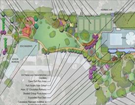 rinconada park long-range plan