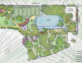 Park Master Planning & Trails
