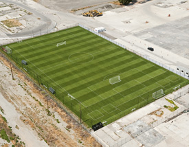 EARTHQUAKES PRACTICE FIELD