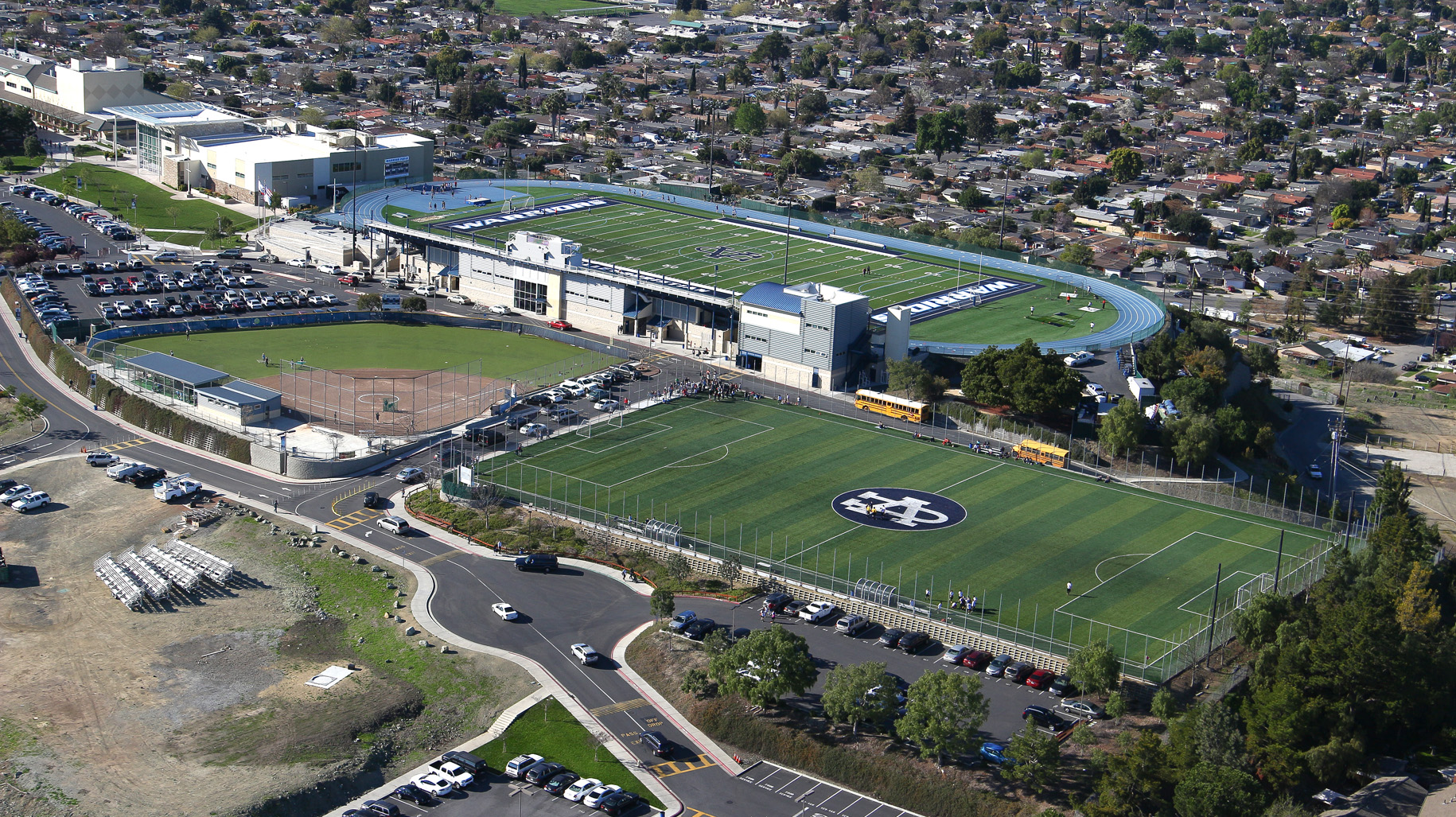 Lynbrook High School in San Jose ranked as the best public high school for  academic performance in California and No. 7 in the country.