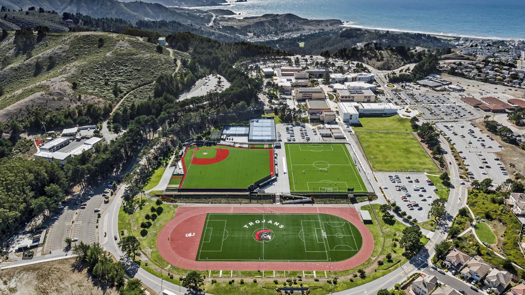 San Mateo Community College District | VERDE DESIGN, INC.
