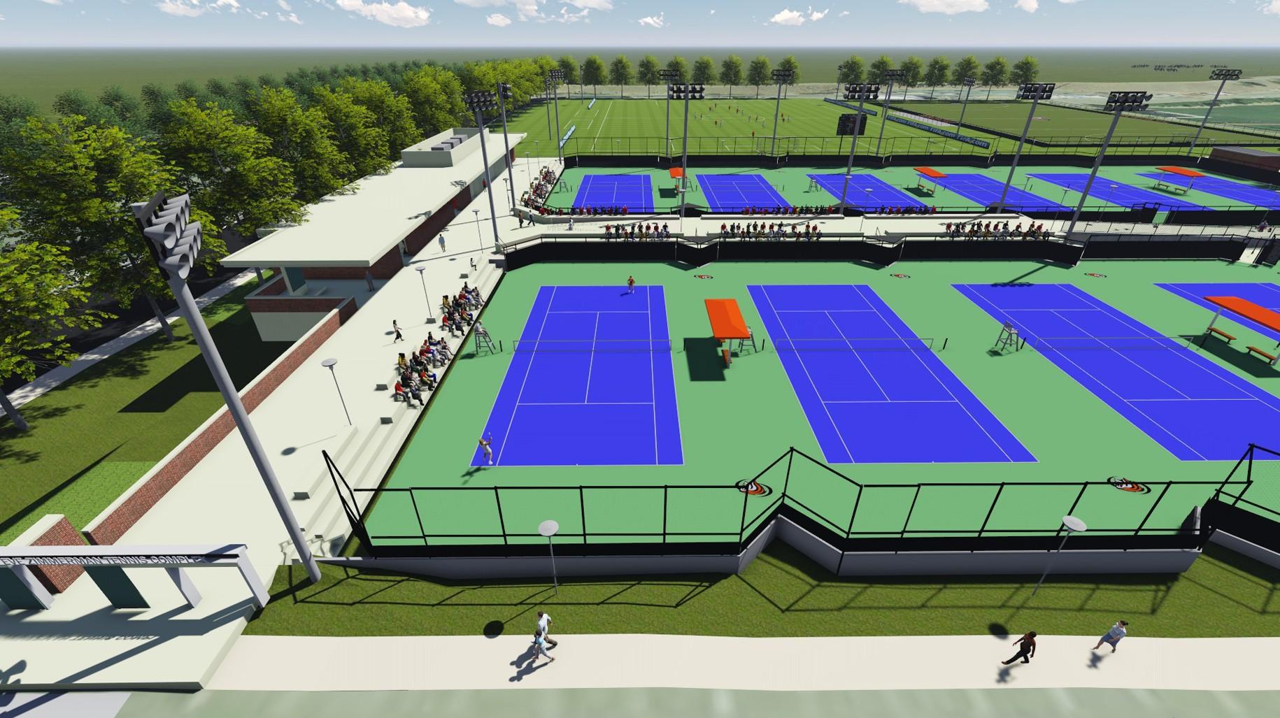 UOP Tennis - Slide 2