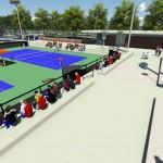 UOP Tennis - Slide 3