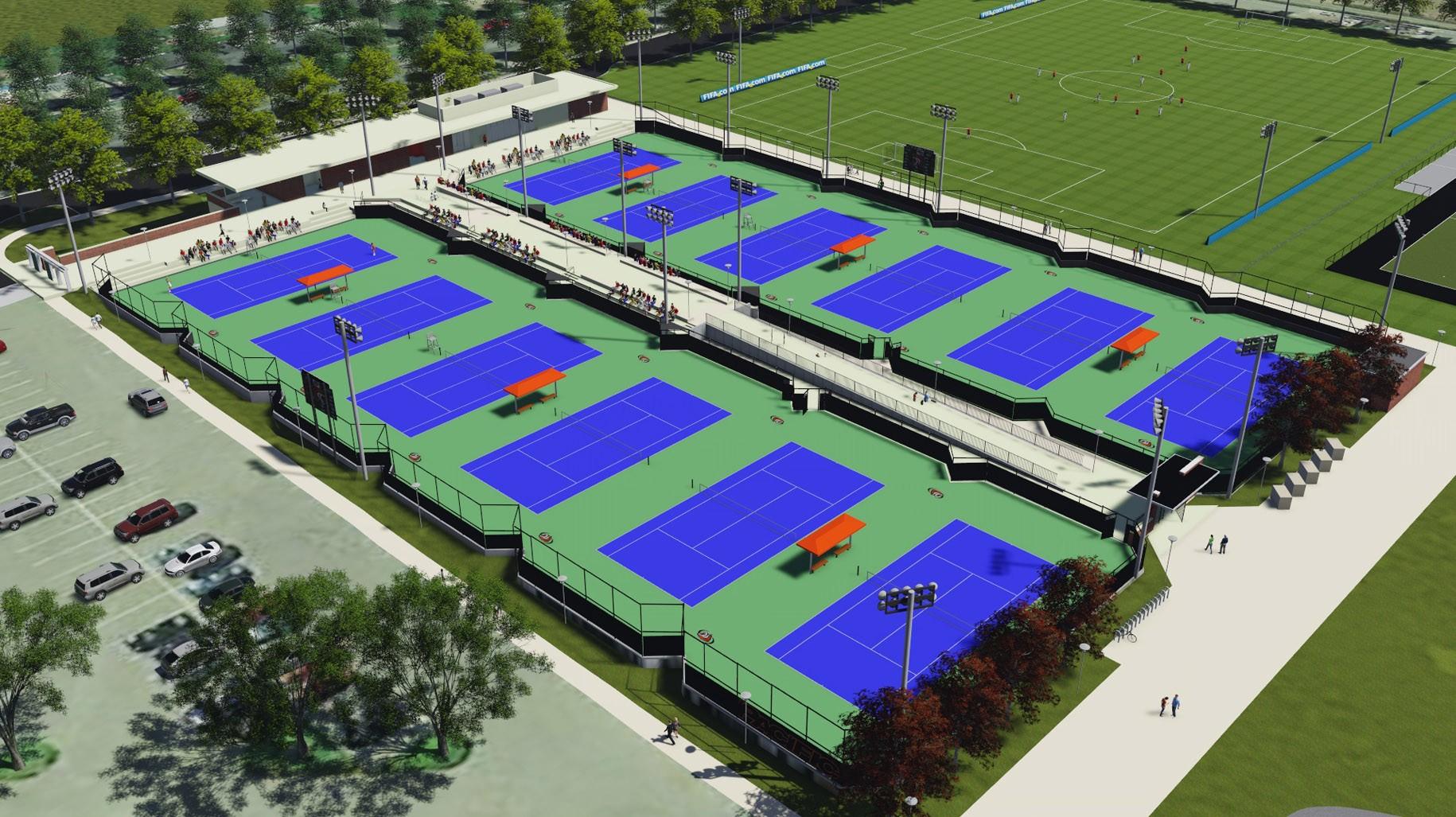 UOP Tennis - Slide 5