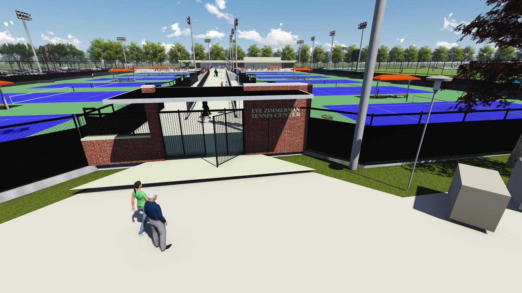 UOP Tennis - Slide 6